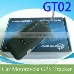 Accurate Vehicle gps mobile tracker GT02 ,with ACC Alert ,online realtime tracking