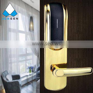 electronic hotel card door lock