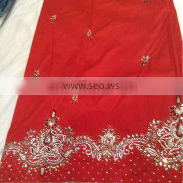 AFRICAN SILK GEORGE LACE MANUFACTURER SUPPLIER IN INDIA AND DUBAI