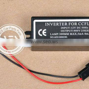 Inverter for ccfl angel eyes sigle output and dual output inverters for car headlight