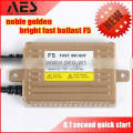 Newest Car accessory HID Xenon Fast Start slim ballast 55w