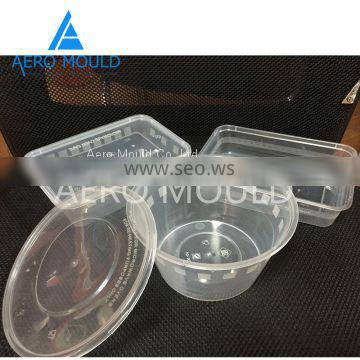 China Custom Plastic Food Container Plastic Mould