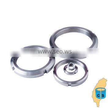 Wholesale alibaba stainless steel round lock nuts