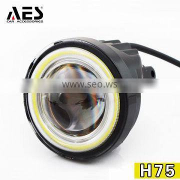 New arrival, AES H75 led lights,universal fog lamp