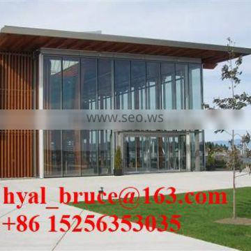 Aluminum Profiles for Glass Curtain Wall