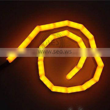 Newest Items!! Snake shape LED DRL for auto headlight, pretty outlooking and high quality
