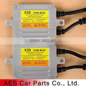 Latest! 2013 Canbus ballast X35 HID xeon Fast Start ballast with Canbus