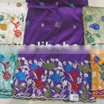 INDIAN GEORGE FABRICS FROM FACTORY