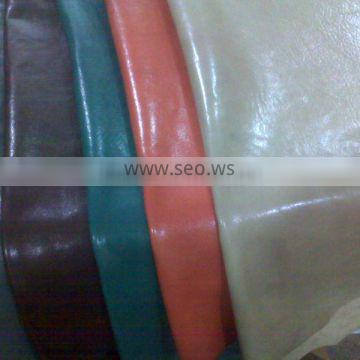BUFF CALF FINISHED LEATHER FOR BAGS