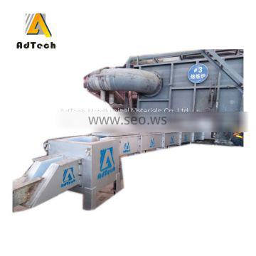 Aluminum Liquid Launder with Covers From The Melting Furnace To The Tundish