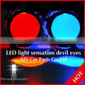 HID Wholesale Price LED devil eyes for car projector headlights eagle eyes