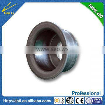 Quality guarantee bearing housing and seals for conveyor roller