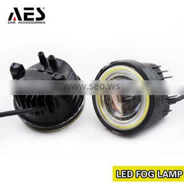 Factory Price AES-H75 auto fog lamp, led projector lamps for all cars