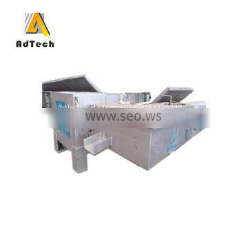 First Choice Non-Sticky Ceramic Launder For Aluminum Casting