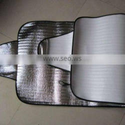 Snowshades PE foam for car front windsheild sunshades