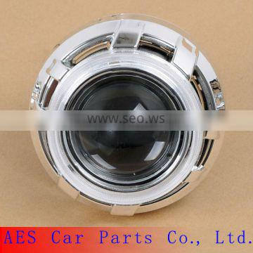 "AES motorbike Factory supplier good quality Cayenne""B""shroud style automobile for car headlight shroud with angle eye"