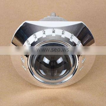 AES ZKW style shroud for projector lens