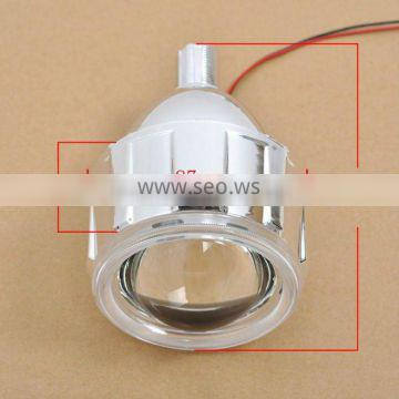 HID mini projector for H4, H7, H11, 9005, 9006 car housing