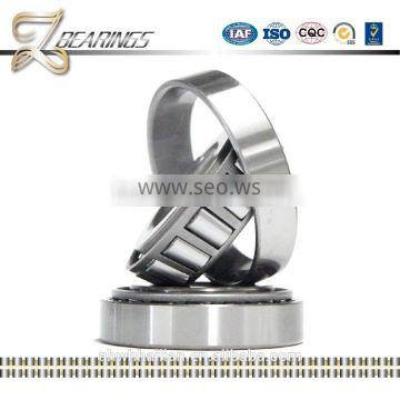 straight Taper rolling Bearings cages 30312 roller bearings GOLDEN SUPPLIER
