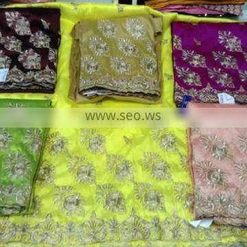 FIRST LADY AFRICAN GEORGE FABRICS SWAALI DESIGN NO.08032014-5