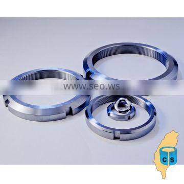 Online wholesale shop stainless steel round lock nuts