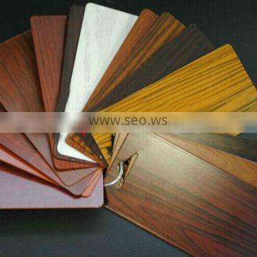 Best price for wooden grain aluminum profiles