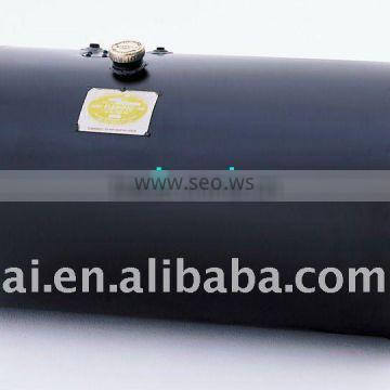 cylindrical safety gasoline fuel tanks