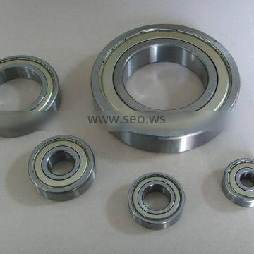 50*130*31mm 628 629 6200 6201 Deep Groove Ball Bearing Low Voice