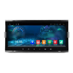 10.2 Inch Quad Core Android Double Din Radio 2G For Volkswagen