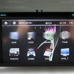 Mercedes Benz A-class Dual Din Waterproof Car Radio 10.2 Inch 2G