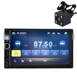 1024*600 Quad Core Android Double Din Radio 32G For Mercedes Benz A-class