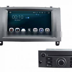 8 Inches Wifi ROM 2G Android Car Radio For Bmw
