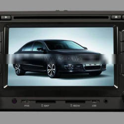 "6.95"" Inch Radio Android Double Din Radio ROM 2G For Honda"