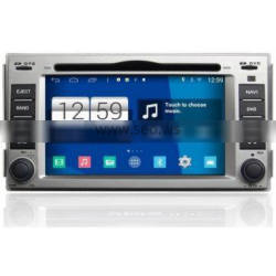 Audi A3 Radio ROM 2G Bluetooth Car Radio 8 Inches