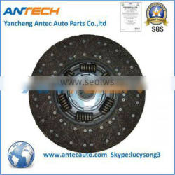 430WGTZ truck spare parts 500372079 clutch disc