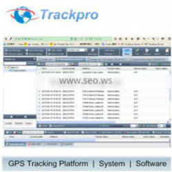 GPS Tracker control Web Online Server supporting Pointer Cellocator Cello-F