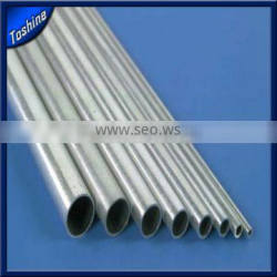 Industrial Round Anodized Aluminum Hollow Pipe Profile China Factory Price