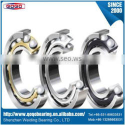High speed ball bearing and super precision angular contact ball bearing 7006ACB/HCP4A