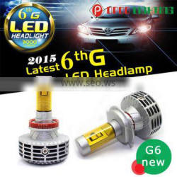G6 3000lm H13 led headlight bulb for motorcycles