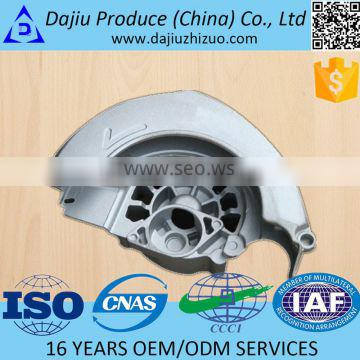 OEM and ODM free sample investment casting large parts