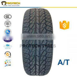 China 4x4 at tyres made in China P265/65R17 comforser