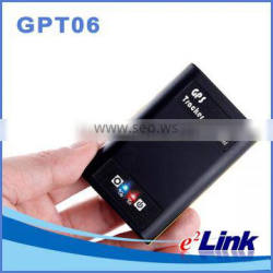 Mini GPS Tracker Power Saving for Child/Elder/Pet with GEO-FENCE Alarm, with free tracking platform and APP