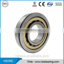 Single row NU409 cylindrical roller bearing ball bearing plate compression testing equipment