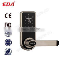 Smart Card Door Lock with Password and Key Open Function
