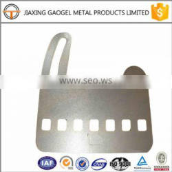 customize top quality zinc plating garage door fitting 304 stainless steel custom stamping
