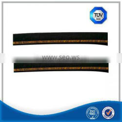 steel wire reinforcement high temperature flexible rubber hose for coal
