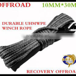synthetic winch rope for 4x4/ATV/UTV/SUV/offroad recovery XINSAILFISH