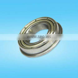 Flange Deep Groove Ball Bearings F6802ZZ
