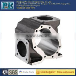 Custom high quality ductile iron die casting mechanical connector