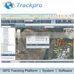 GPS Tracking System with Online Web Software and App free Tracking Software and Voice Listening